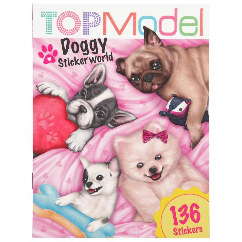 Top Model Stickerworld Doggy