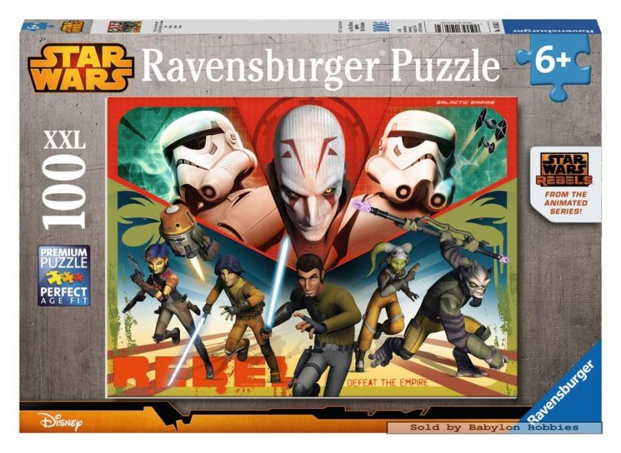 Ravensburger Puzzle Star Wars 100XXL