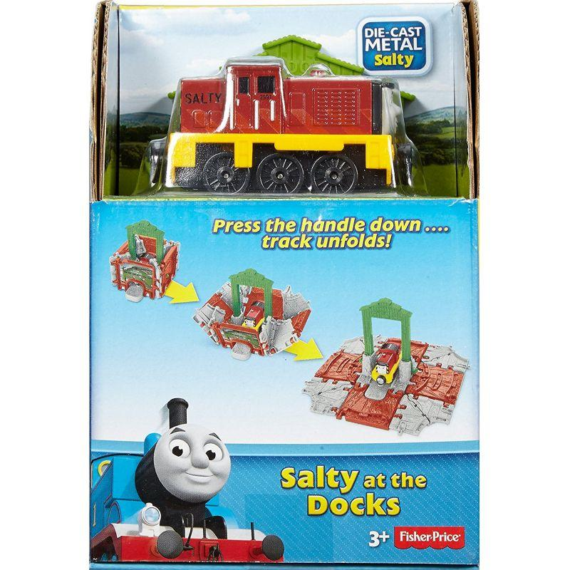 Fisher Price Thomas Kocka s traťami so Salty