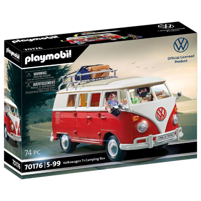 Playmobil 70176 VW T1 Camping BUS