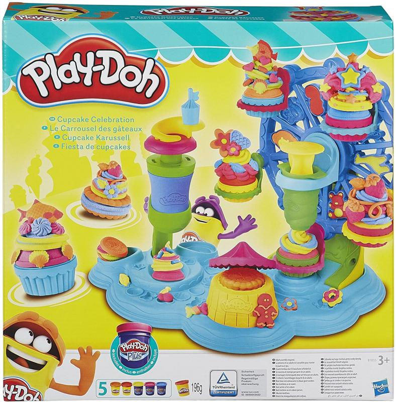 Play-Doh Cupcake Celebration