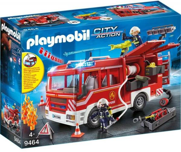 Playmobil 9464 Hasičské auto so striekačkou